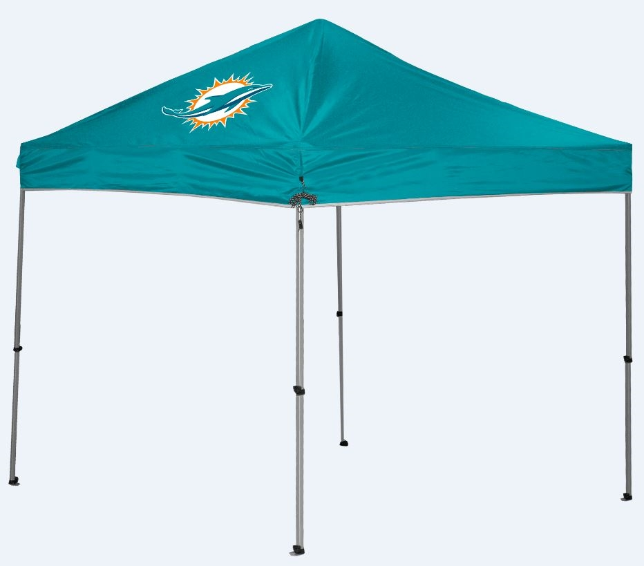 Miami Dolphins 9 X Canopy Tent