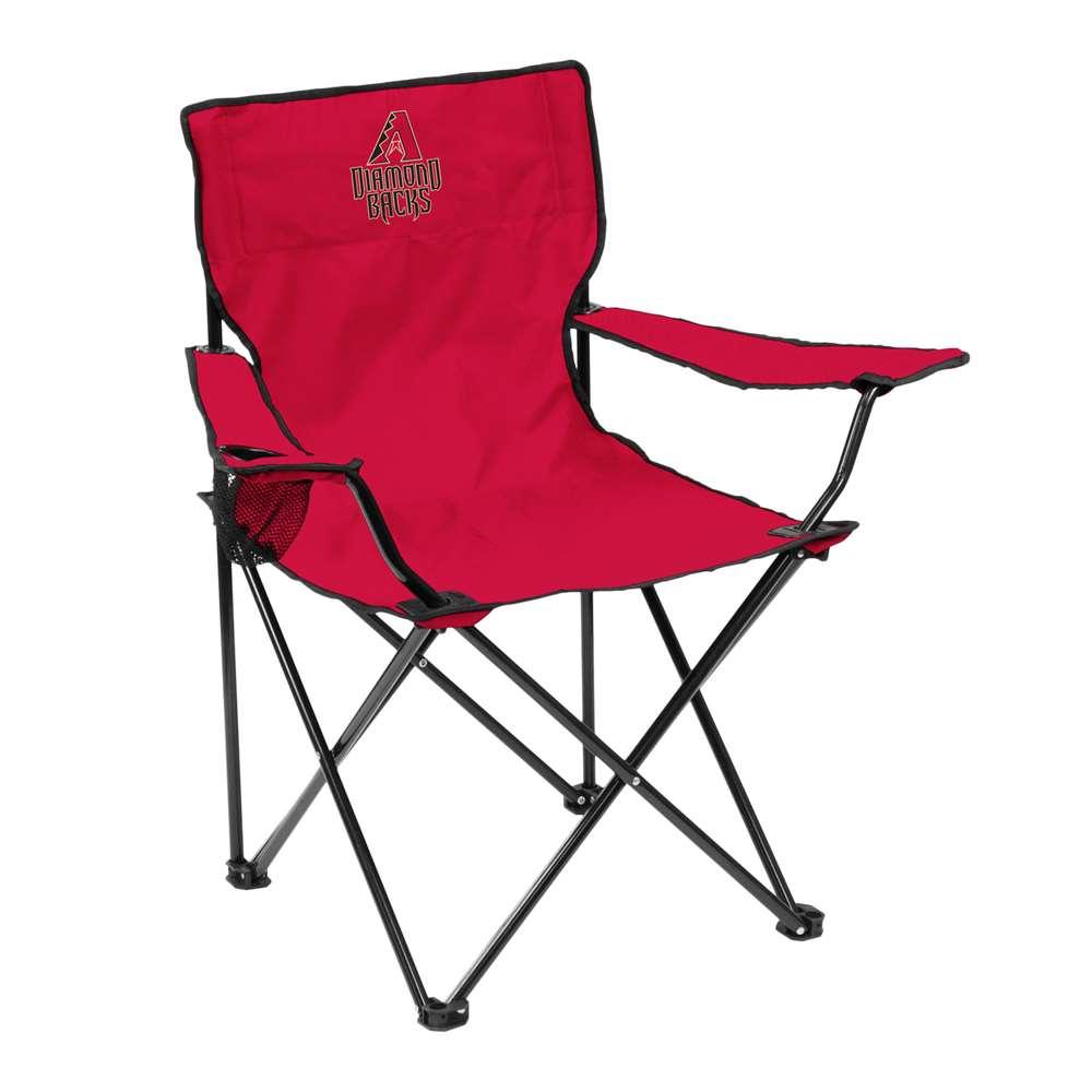 Logo Chairs Arizona Diamondbacks Chair Adult Quad Folding Chair