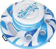 New!  Party Cove Chiller Connelly  Lounge Inflatable Raft Float