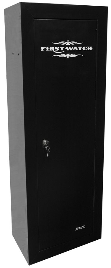Black Gun Safe In Living Room Decor: Homak 10-Gun First Watch Steel Security Cabinet, Black Gun