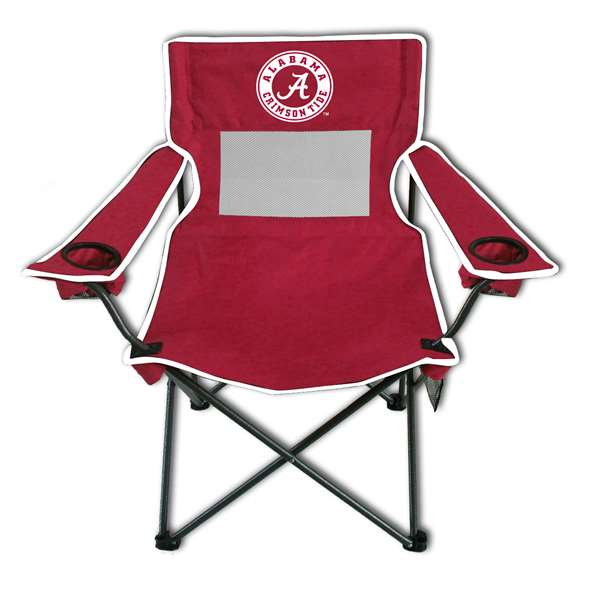 Astounding University Of Alabama Crimson Tide Monster Mesh Chair Tailgate Camping Ibusinesslaw Wood Chair Design Ideas Ibusinesslaworg
