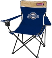 MLB Coleman Folding Quad Chair