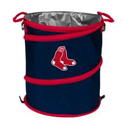 Boston Red Rox   3 in 1 Cooler, Trash Can, Hamper