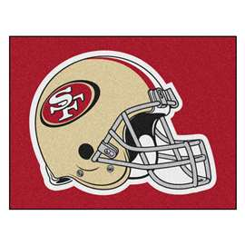NFL   San Francisco 49ers Scraper Mat Mat, Rug , Carpet In Stock