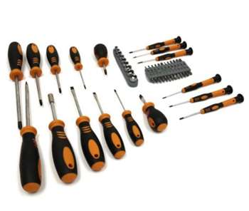 HOMAK 51-Piece Screwdriver Set Tool Sets