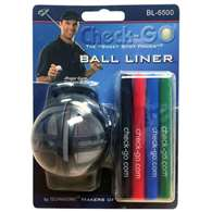 Proactive GolfCheck Go Ball Liner w/ 4 Color Pens